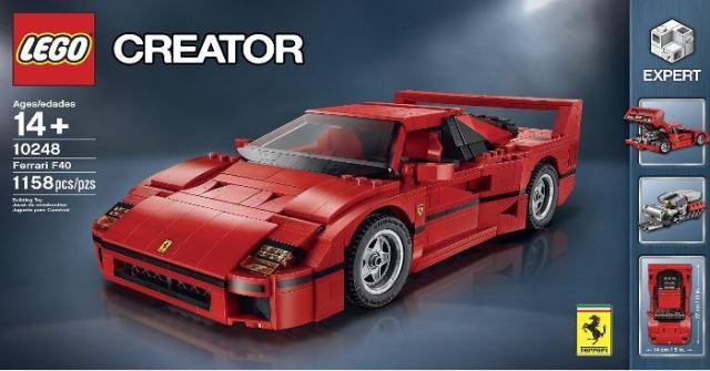 LEGO Creator Ferrari