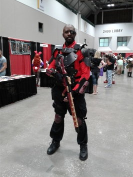 SDCC 2016 Deadshot