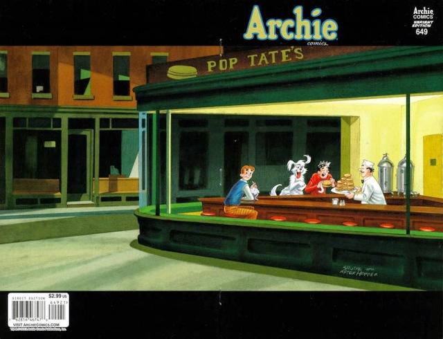 Archie 649 Hopper