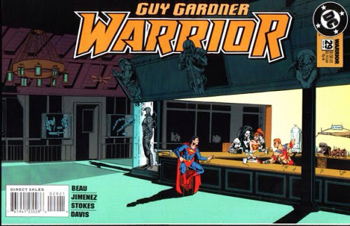 Guy Gardner 29 After Hopper