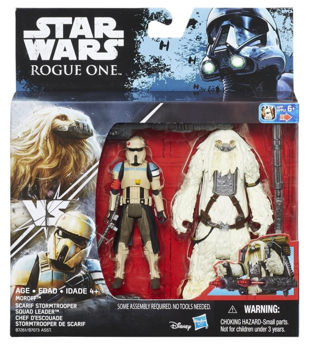 New Rogue One figures A