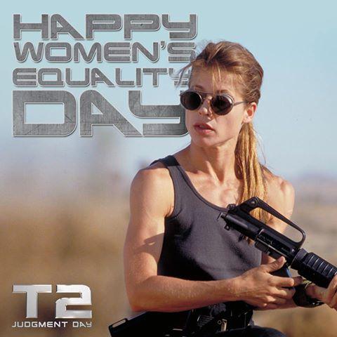 Terminator 2 Facebook