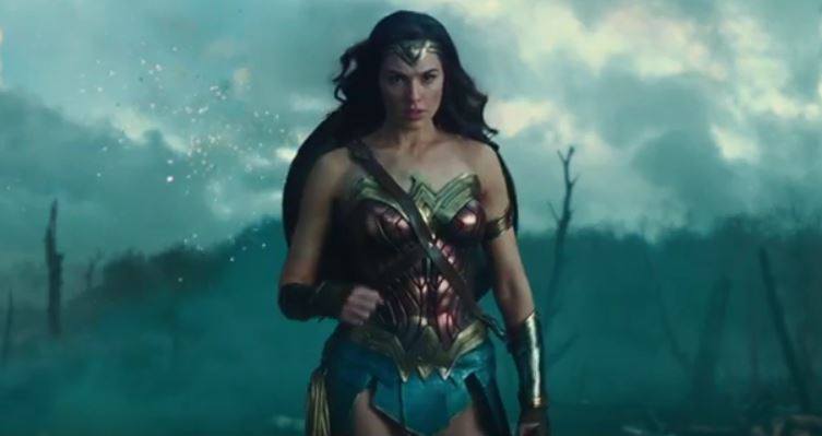 DC Warner Bros Release New Trailer Posters For Wonder Woman