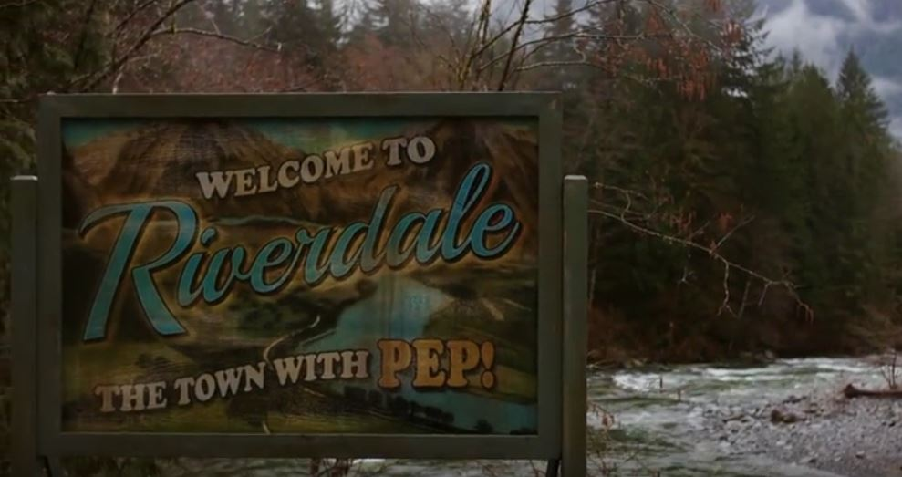 CW releases better look at Riverdale series, Archie & the ...
