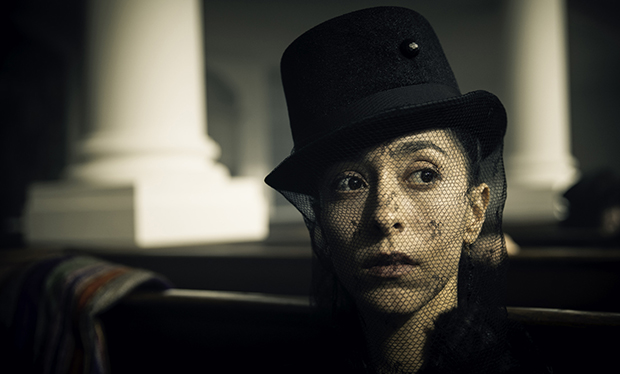 Programme Name: Taboo - TX: n/a - Episode: Taboo - Generic (No. Generic) - Picture Shows: Zilpha Geary (OONA CHAPLIN) Zilpha Geary (OONA CHAPLIN) - (C) FX Networks - Photographer: Courtesy of FX Networks