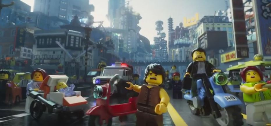 LEGO Ninjago | borg.com
