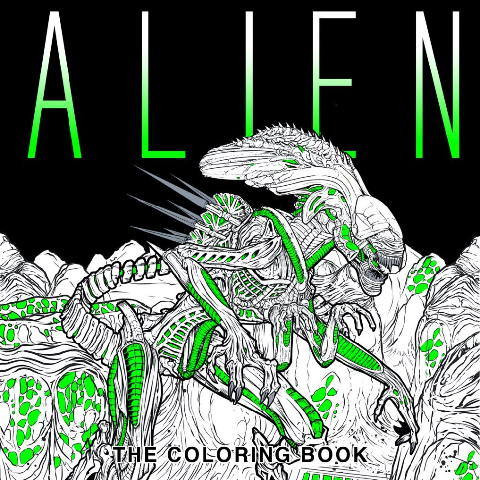 Quiet the mind coloring book
