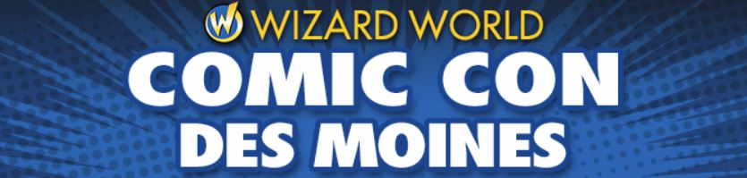 Image result for wizard world des moines banners 2018
