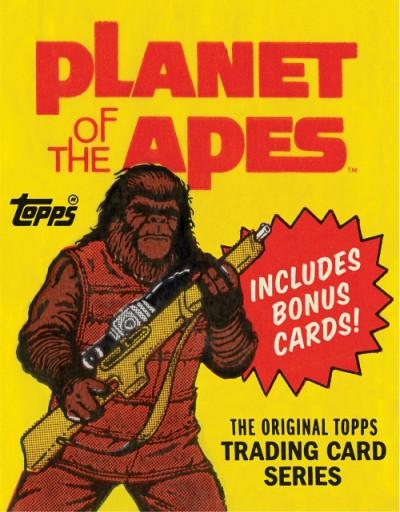 POTA trading cards cover Topps Abrams