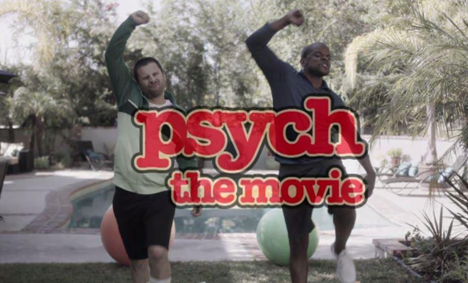 Psych Movie