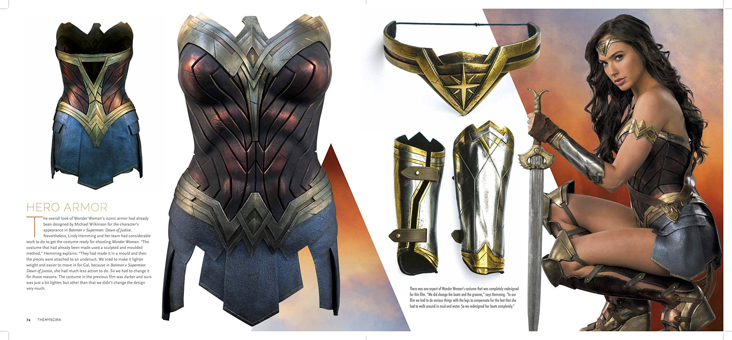 new book looks behind the scenes at the art and design of the wonder woman movie. Black Bedroom Furniture Sets. Home Design Ideas