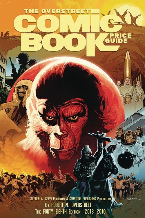 Overstreet Comic Book Price Guide 2011