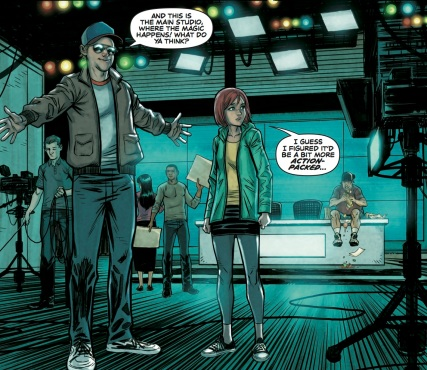 Scoop–New graphic novel series introduces the next teen sleuth | borg