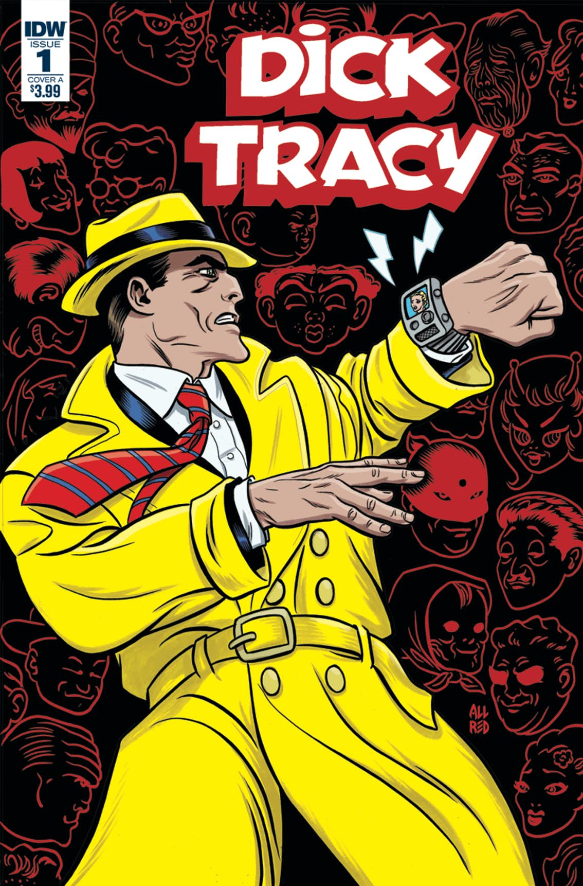 Nero dick tracy