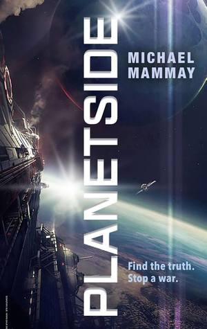 Planetside Mammay Harper Voyager cover