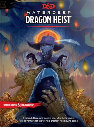 Waterdeep: Dungeon of the Mad Mage preview | borg