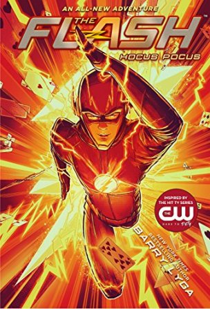 The Flash meets a villainous puppetmaster in first book in a