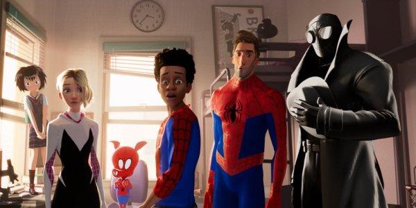 Spider-verse team