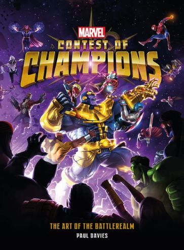 Marvel's Contest of Champions brings all of the best Marvel