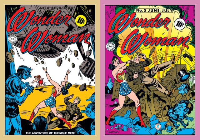 New books reprint complete cover collection from hundreds of