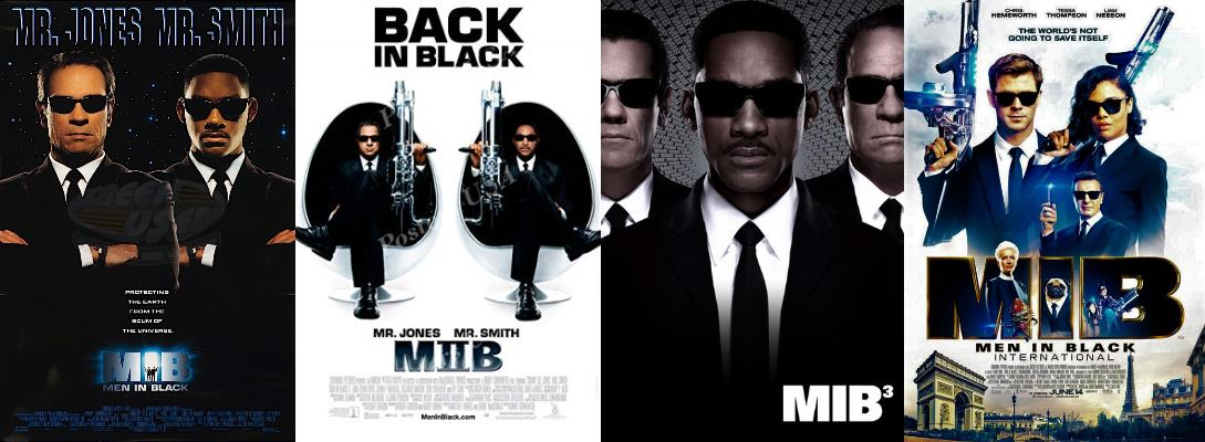 Men In Black Chronicle Goes Behind The Scenes Of All Four
