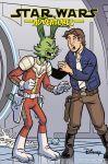 Solo and Jaxxon