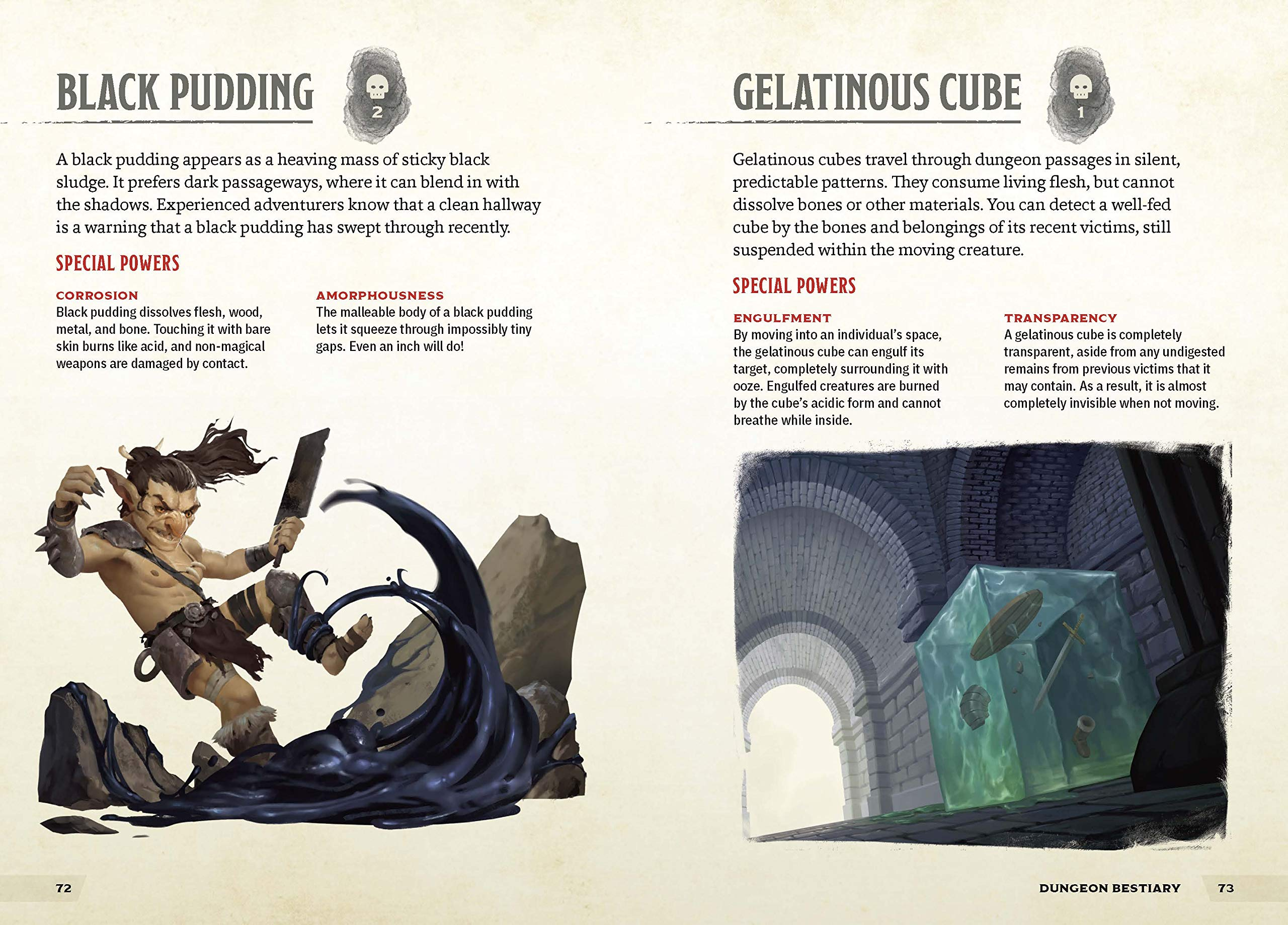 Younger readers can jump into Dungeons & Dragons adventures