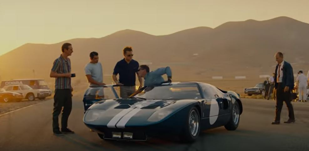 Ford v Ferrari movie revs into high gear in new trailer