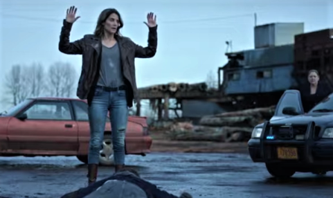 Stumptown Smulders Begins New Detective Series Set In Portland With A Good Opener Borg