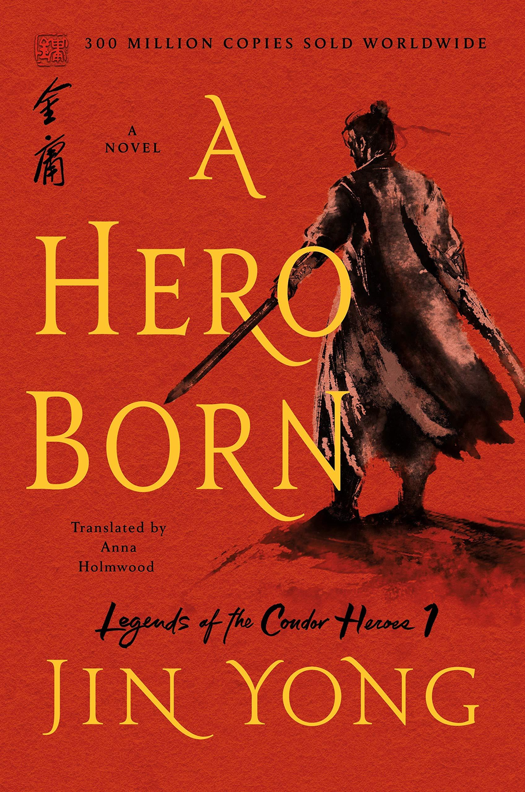 Hero Born paperback