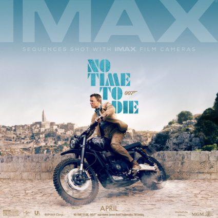 Bond IMAX