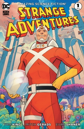 Strange Adventures 1 cover a