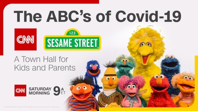 COVID Sesame Street