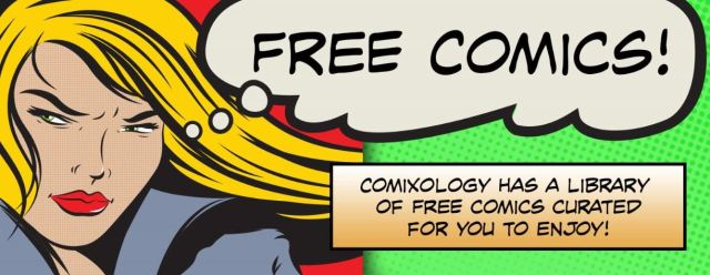 Free comics comixology