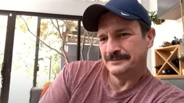 Nathan Fillion Halloween 2020 More SDCC 2020–Nathan Fillion talks Buffy, Castle, Firefly, and