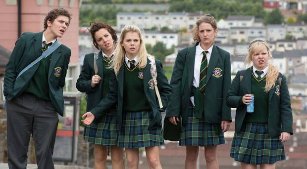 Cast-of-Derry-Girls