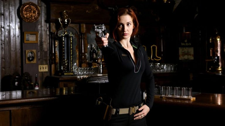 Nicole Haught in Wynonna Earp