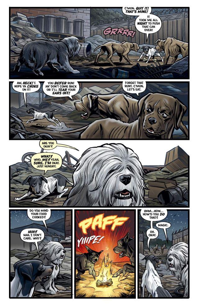Beasts of Burden Occupied Territory 2