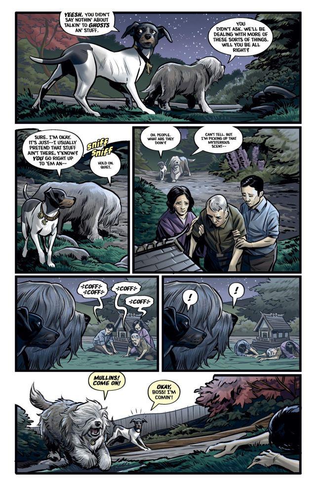 Beasts of Burden Occupied Territory 7