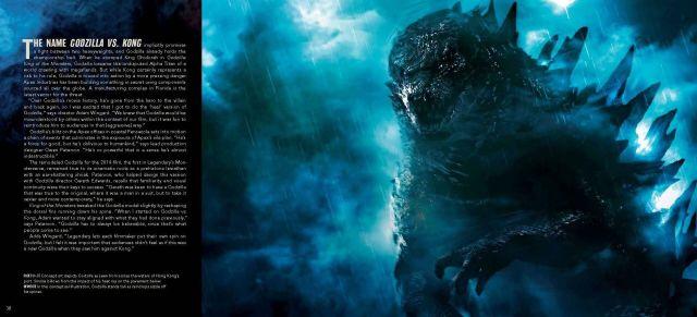 Godzilla v Kong a