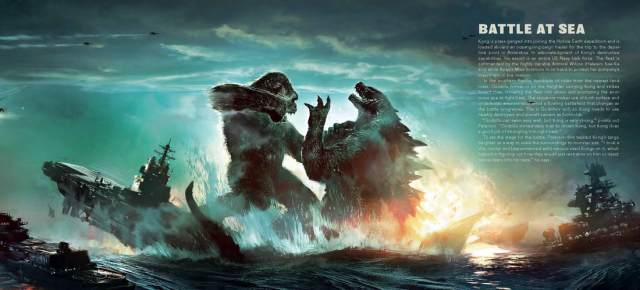 Godzilla v Kong c
