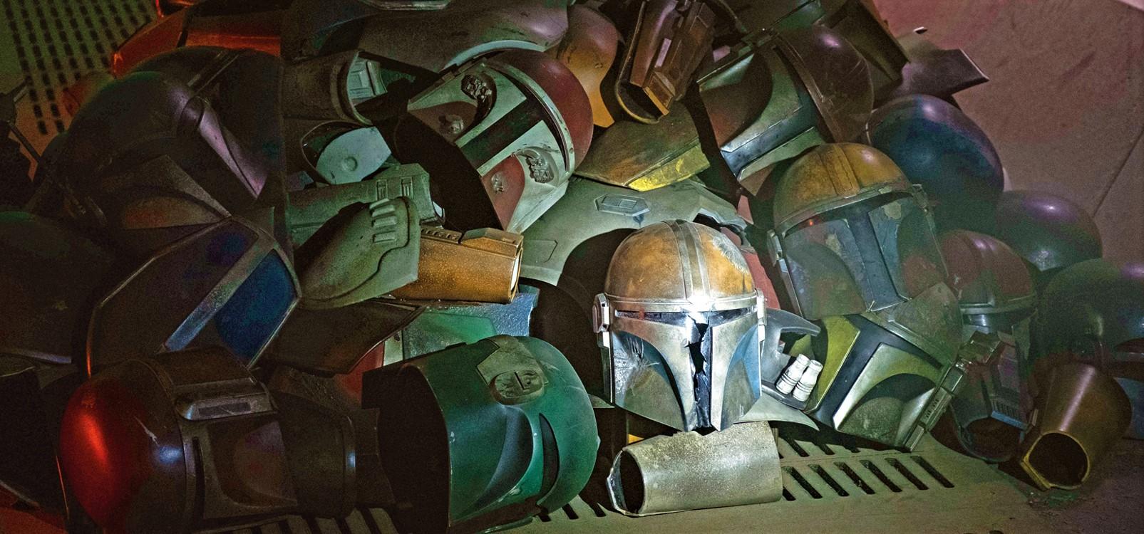SW_TheMandalorian helmets