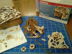 UGEARS Gearbox step1