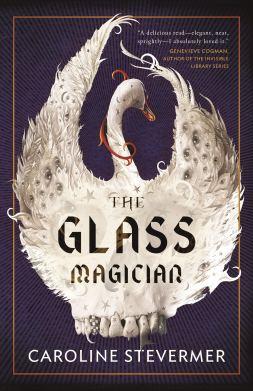 Glass magician cover