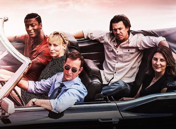 Leverage Redmption cast 4
