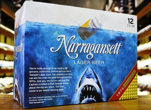 Narragansett 2021 box