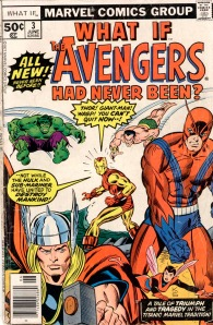 Avengers what if
