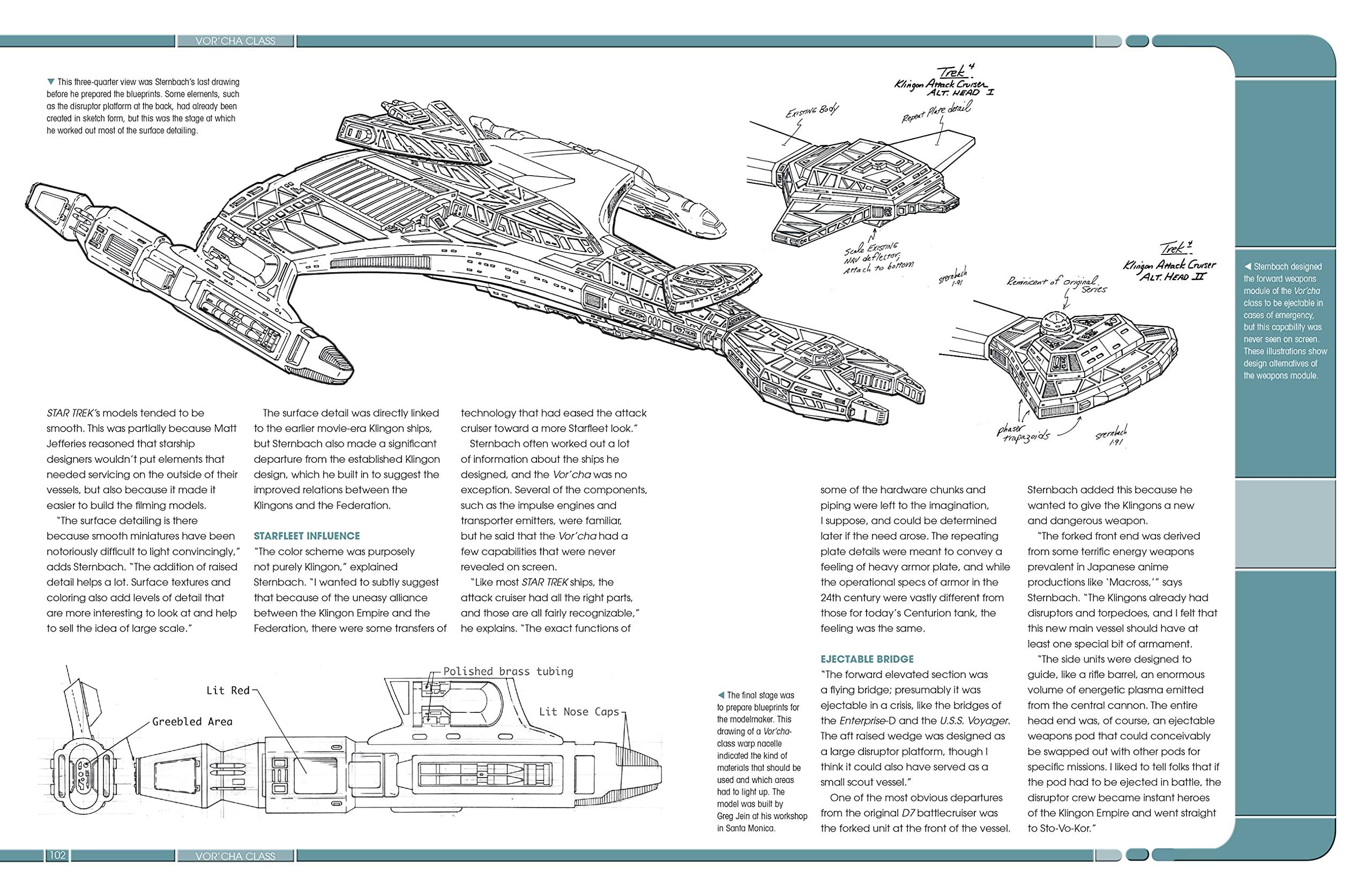 Designing Starships c