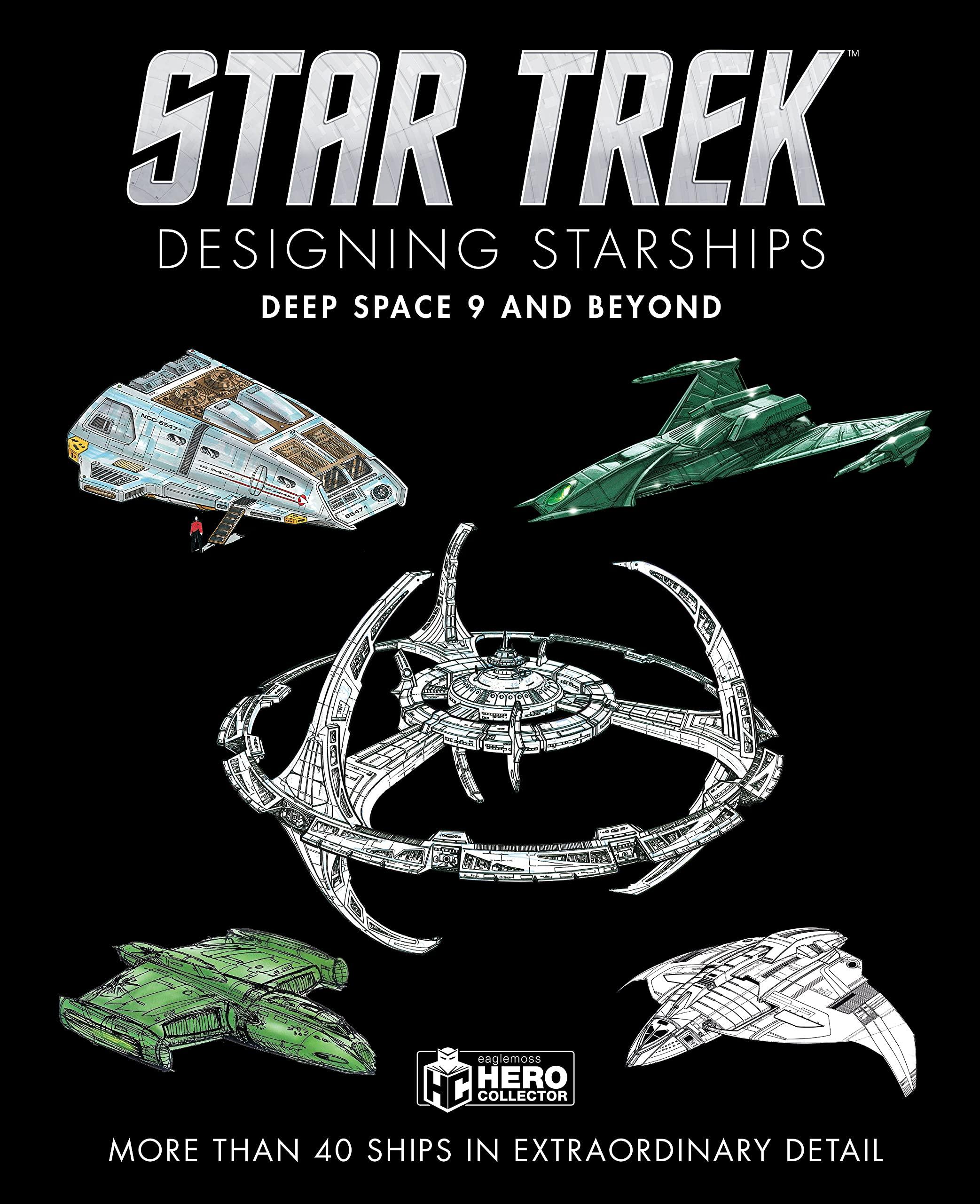 Designing Starships cover