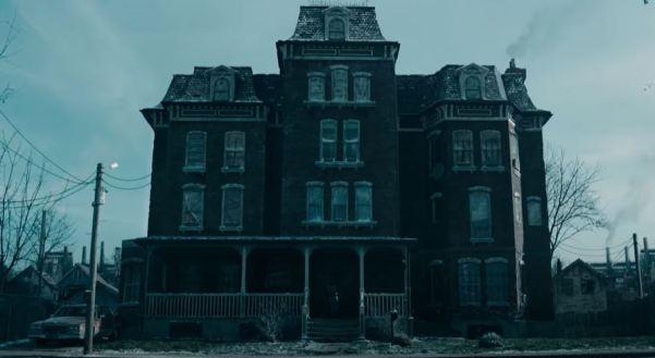 haunted hoyse